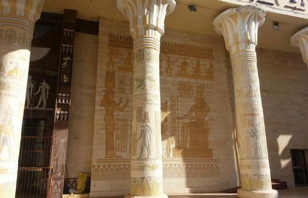 фотографии отеля Abou Nawas Le Palace изображение №35