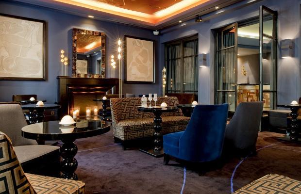 фотографии отеля Le Burgundy изображение №7