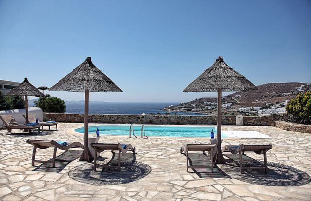 фотографии отеля Akon Mykonos  (ex. Spirit of Mykonos Villa) изображение №3