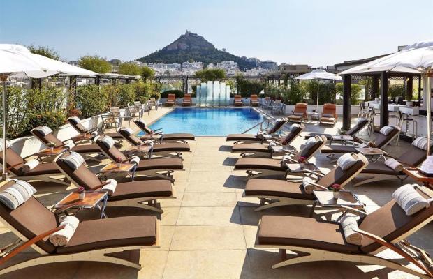 фото Grande Bretagne, A Luxury Collection Hotel изображение №2