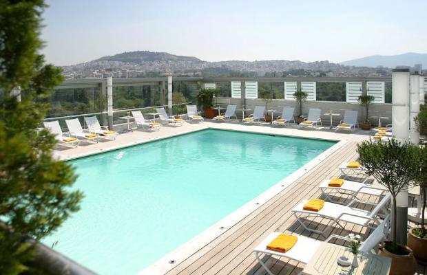фото отеля Radisson Blu Park Hotel (ex. Park Hotel Athens) изображение №1