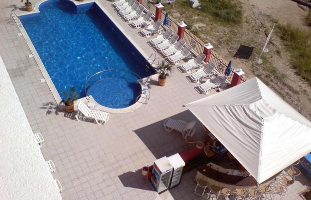 фотографии отеля Carina Beach Aparthotel (Карина Бич) изображение №7