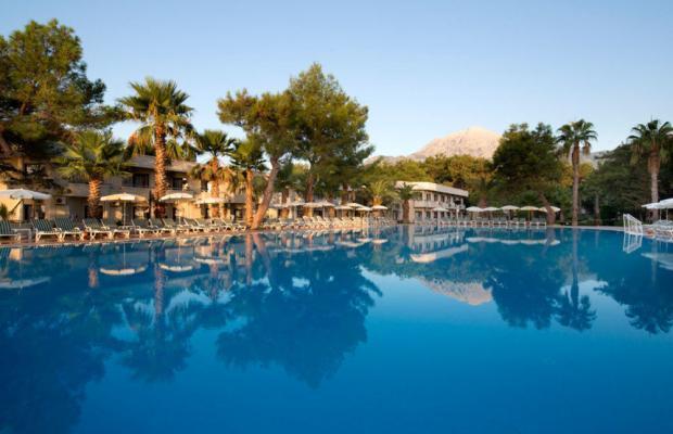 фото отеля Tac'un Nisa Resort Tekirova (ex. Larissa Club Saphire; Jeans Club Hotels Saphire) изображение №37