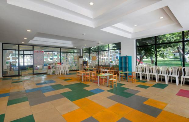 фото отеля Tac'un Nisa Resort Tekirova (ex. Larissa Club Saphire; Jeans Club Hotels Saphire) изображение №25