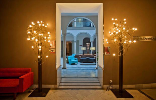 фотографии отеля Petit Palace Marques Santa Ana изображение №27