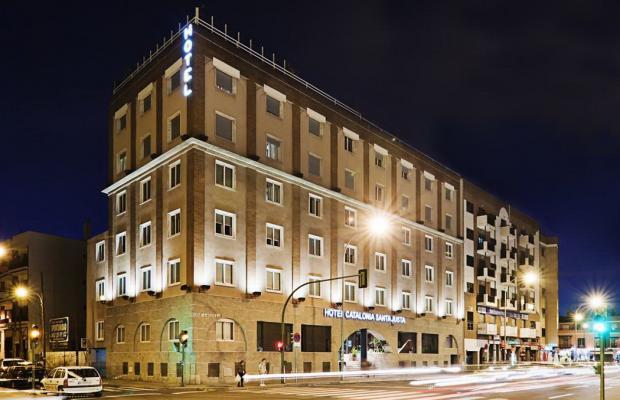 фотографии отеля Catalonia Santa Justa (ex. Catalonia Emperador Trajano) изображение №23