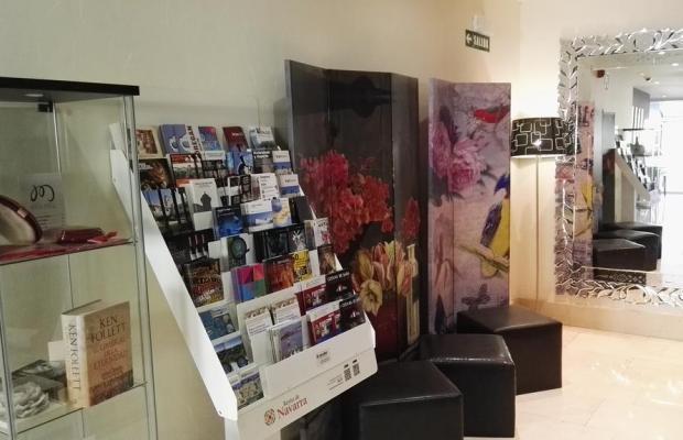 фотографии отеля Sercotel Iriguibel (ex. Iriguibel Hotel Huarte) изображение №11