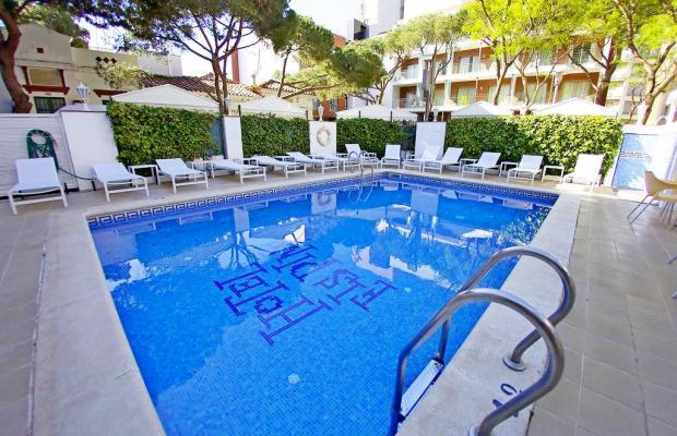 фотографии отеля Els Pins изображение №15