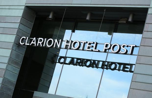 фотографии Clarion Hotel Post изображение №40