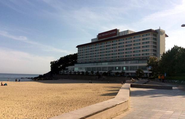 фотографии отеля Westin Chosun Busan изображение №27