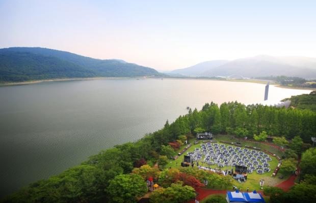 фотографии отеля Gyeongju Hyundai изображение №43