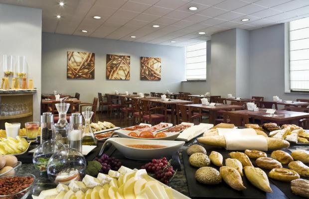 фотографии отеля Hesperia Vigo изображение №7