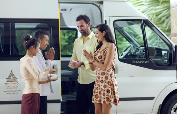 фотографии Sokhalay Angkor Resort & Spa изображение №4