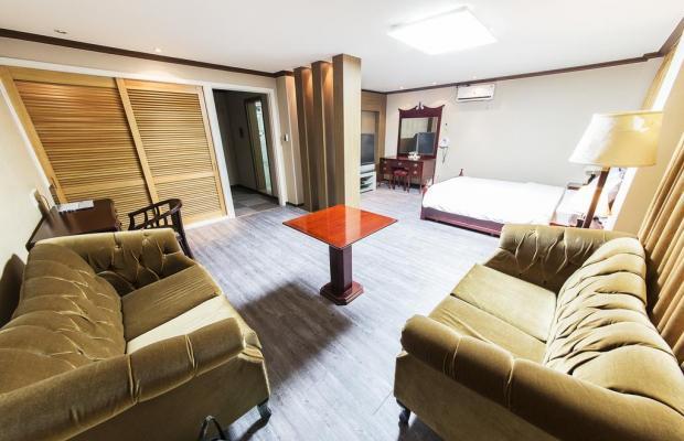 фотографии отеля Jamsil Tourist Hotel изображение №43