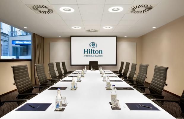 фото Hilton Stockholm Slussen изображение №42