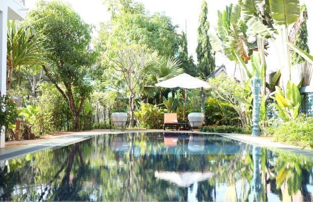 фото отеля Frangipani Green Garden Hotel and Spa изображение №1