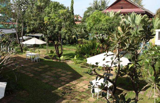 фото отеля Frangipani Green Garden Hotel and Spa изображение №25