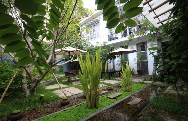 фотографии отеля Frangipani Villa-90s изображение №3