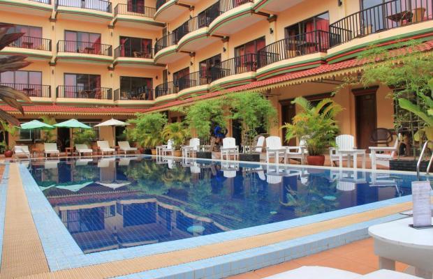 фотографии отеля GRAND SIHANOUK VILLE HOTEL изображение №19
