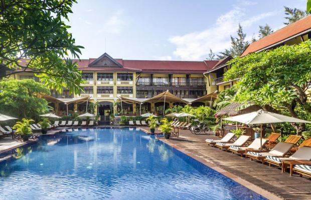 фотографии отеля Victoria Angkor Resort & Spa изображение №19