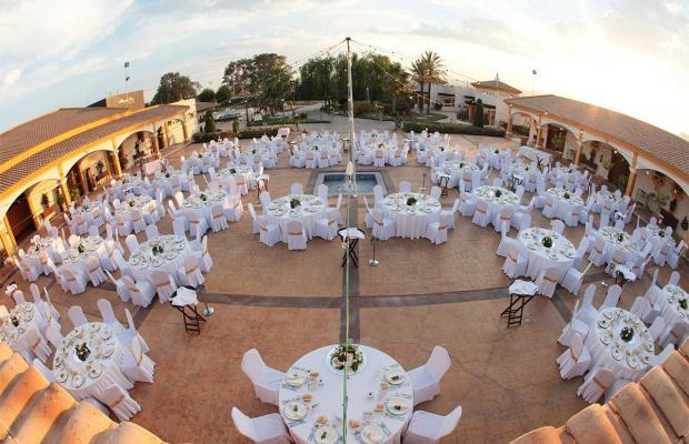 фото отеля Hacienda Real Los Olivos изображение №41