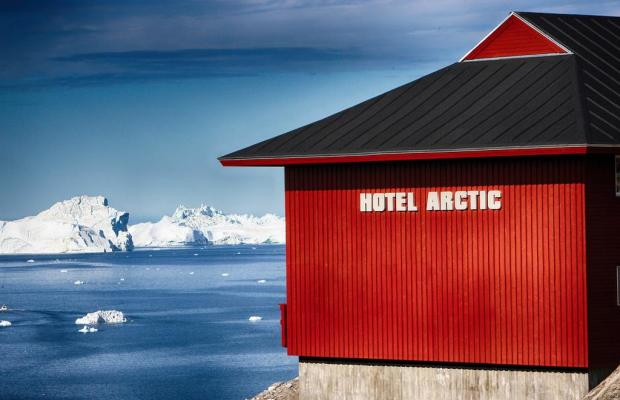 фотографии отеля Hotel Arctic изображение №23