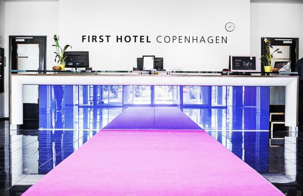 фото отеля First Hotel Copenhagen (ex. Clarion Hotel Copenhagen) изображение №29