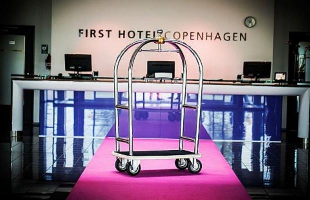 фотографии отеля First Hotel Copenhagen (ex. Clarion Hotel Copenhagen) изображение №15