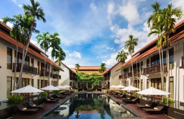 фотографии отеля Anantara Angkor Resort изображение №19