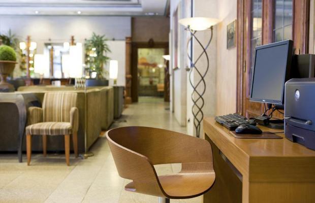 фото отеля NH Palacio de Vigo изображение №33