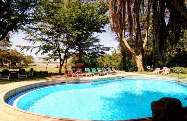 фото отеля Amboseli Serena Safari Lodge изображение №1