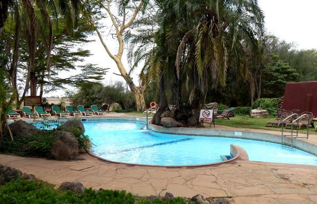 фото Amboseli Serena Safari Lodge изображение №6