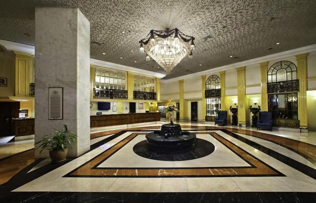 фото отеля Nairobi Hilton изображение №13