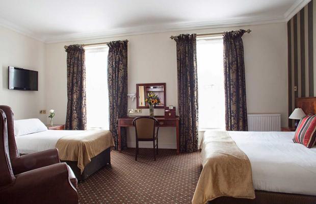 фотографии отеля Arlington Hotel O`Connell Bridge изображение №11