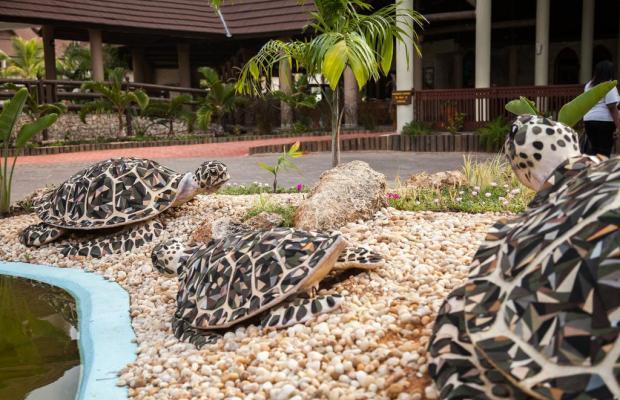 фотографии отеля Amani Tiwi Beach Resort изображение №19