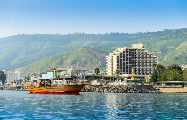 фотографии отеля Leonardo Plaza Hotel Tiberias (ex. Sheraton Moriah Tiberias) изображение №11