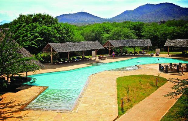 фотографии отеля Voi Wildlife Lodge изображение №7