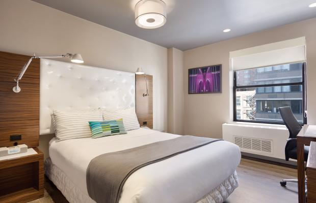 фото The Gallivant Times Square (ex. Best Western President; TRYP by Wyndham New York Times Square) изображение №14