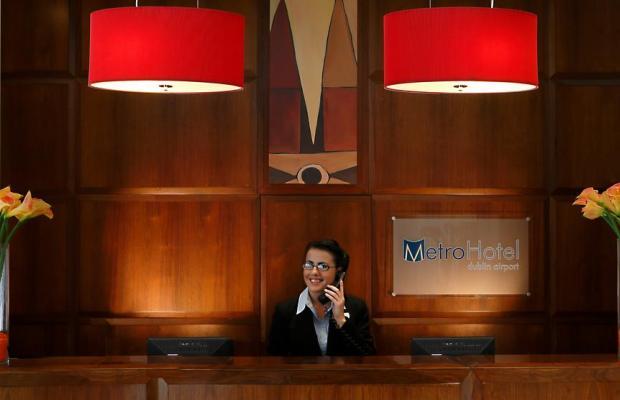 фотографии отеля Metro Hotel Dublin Airport изображение №3