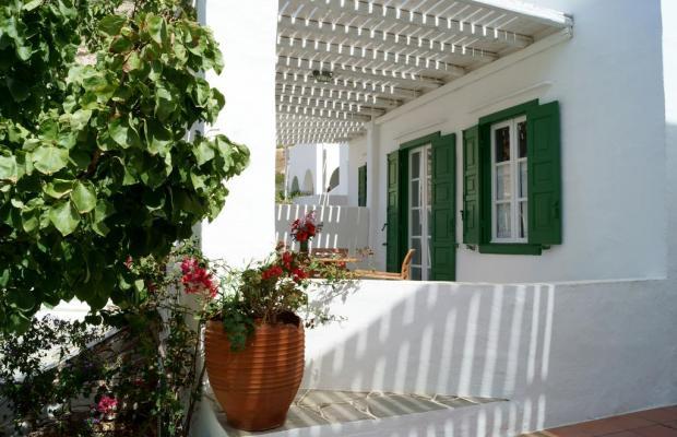 фотографии отеля Alkyonis Villas изображение №7