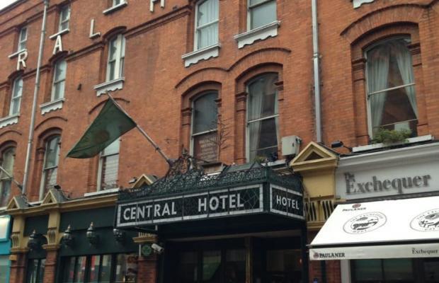 фотографии отеля Central Hotel Dublin изображение №3