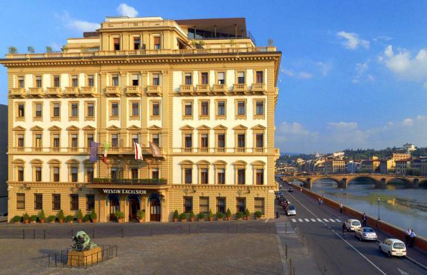 фото отеля The Westin Excelsior Florence изображение №1