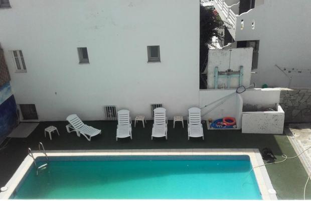 фотографии отеля Siren Paros (ex. Frangiscos Inn) изображение №11