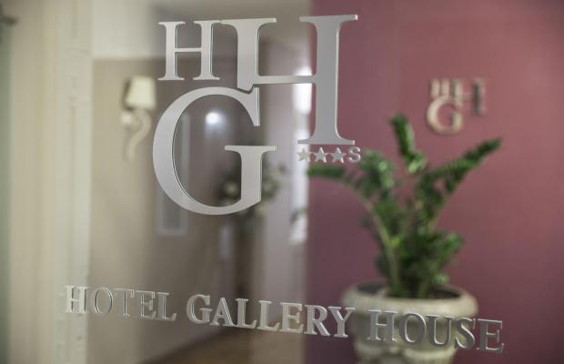 фотографии отеля Gallery House изображение №23