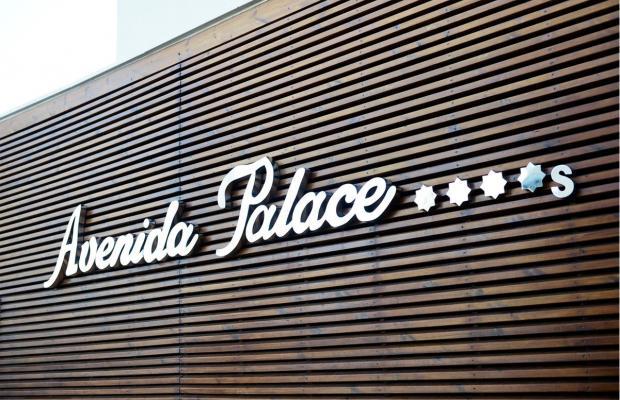 фотографии отеля Hotel Avenida Palace изображение №79