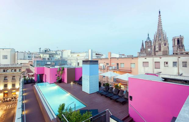 фото отеля Hotel Barcelona Catedral изображение №1