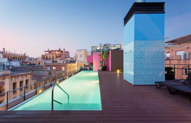 фотографии отеля Hotel Barcelona Catedral изображение №35