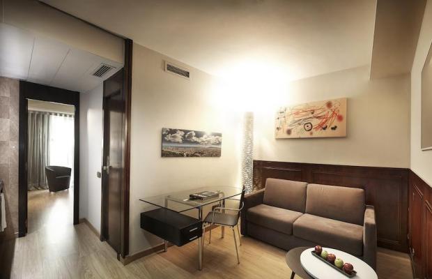 фотографии отеля Silken Ramblas Barcelona (ex. Ambassador Barcelona) изображение №19