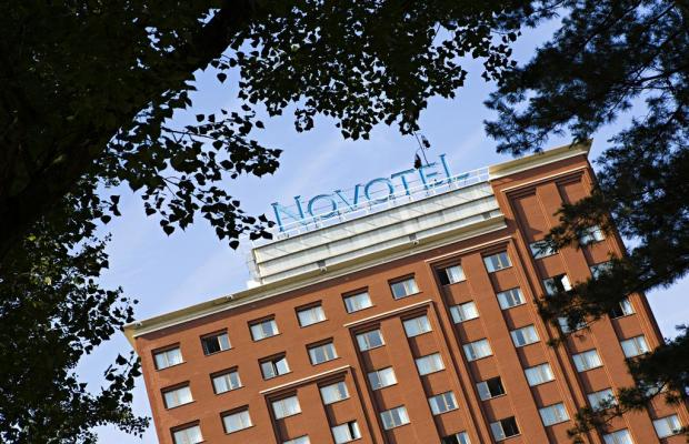 фотографии Hotel Novotel Torino Corso Giulio Cesare изображение №12