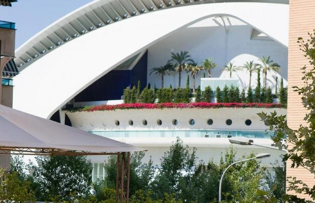 фото отеля NH Valencia Las Artes изображение №21